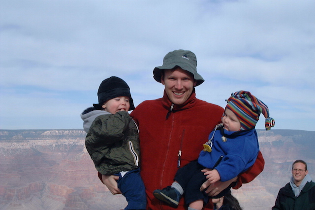 Dave & the Boys, The Grand Canyon - As we distract ourselves from home shopping