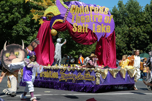 Pioneer Day Parade, Salt Lake City, Utah