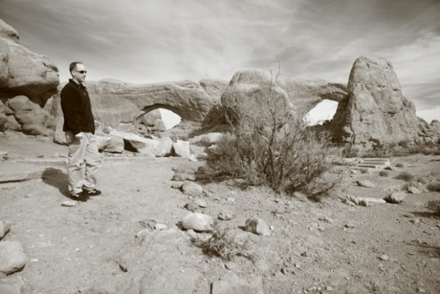 Moab, Utah, Arches National Park -- Copyright CrazyUs.com