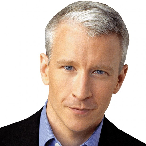 Anderson Cooper - Photo Credit, CNN.com