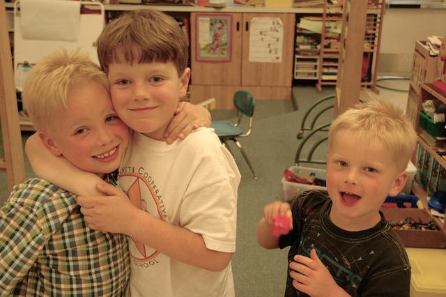Kindergarten in the SLC