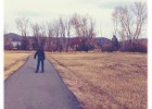 Rollerblading at the Farm Park