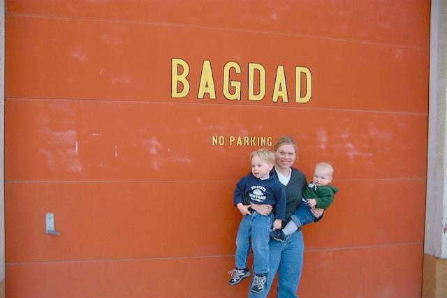 Bagdad, AZ 2003
