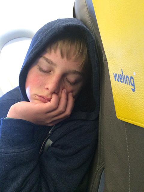 A Sleeping Easy E