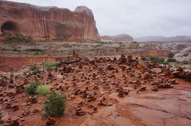 Sea of Karins, Corona Arch Hike, Moab, UT