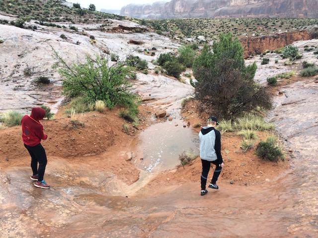 Corona Arch Hike, Moab, UT