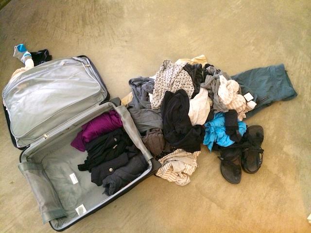 Packing in Salt Lake City, UT