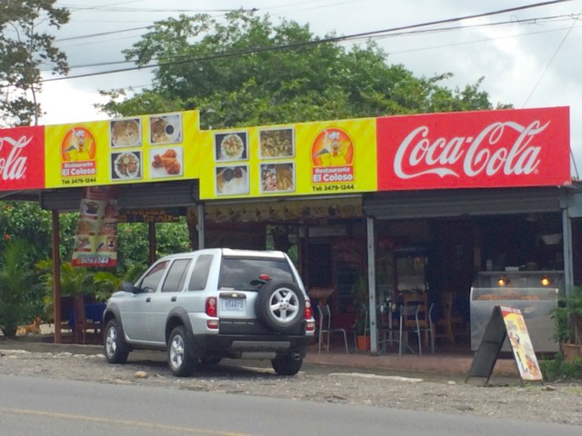 El Coloso, La Fortuna, Costa Rica