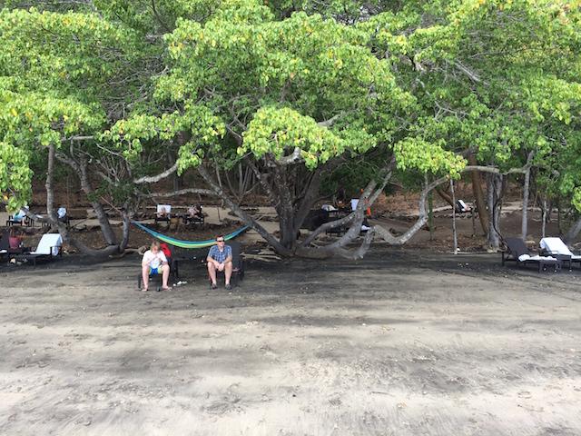 Andaz Papagayo, Costa Rica, Beach Hammock