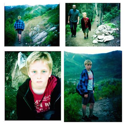 Rob's Trail, Park City, Utah