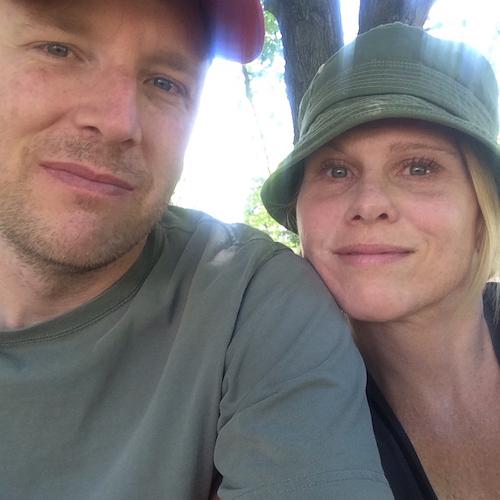 Dave and I on our 17th wedding anniversary, June 27, 2015. Salt Lake City, Utah