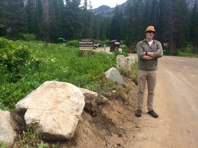Albion Basin hike to Ceret Lake in  Little Cottonwood Canyon