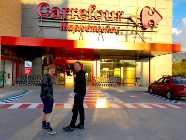 Carrefour, Kalamata, Greece