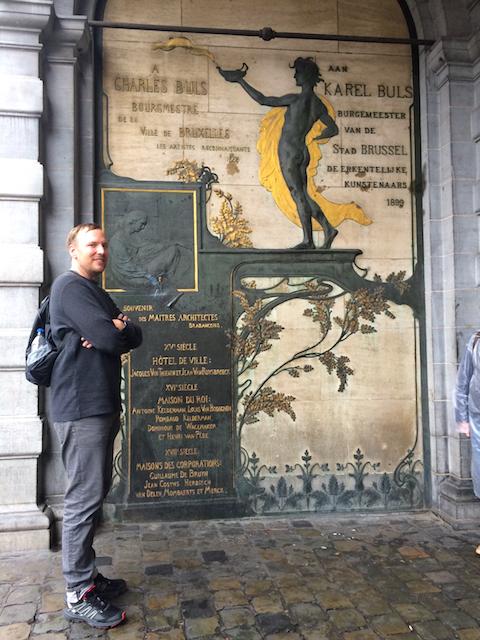 Dave, Brussels, Belgium