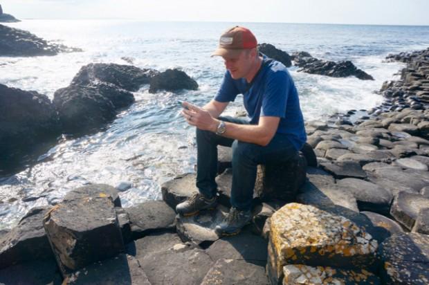 Dave, Giant's Causeway, Northern, Ireland