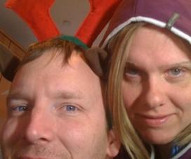 Dave and Beth, Park City, Utah, 2009