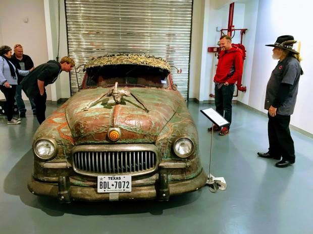 The Art Car Museum, Houston, Texas