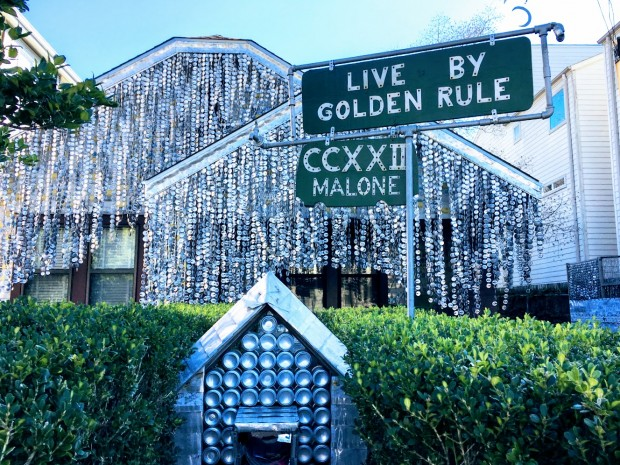 The Beer Can House, Houston, Texas