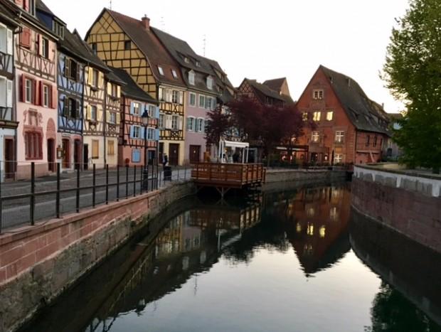 Colmar, France, April, 2017