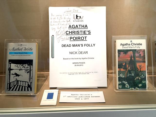 Agatha Christies's Summer home: Greenway, near Brixham, Devon, United Kingdom