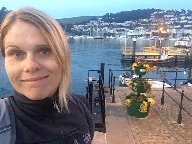 Me in Dartmouth, Devon, United Kingdom