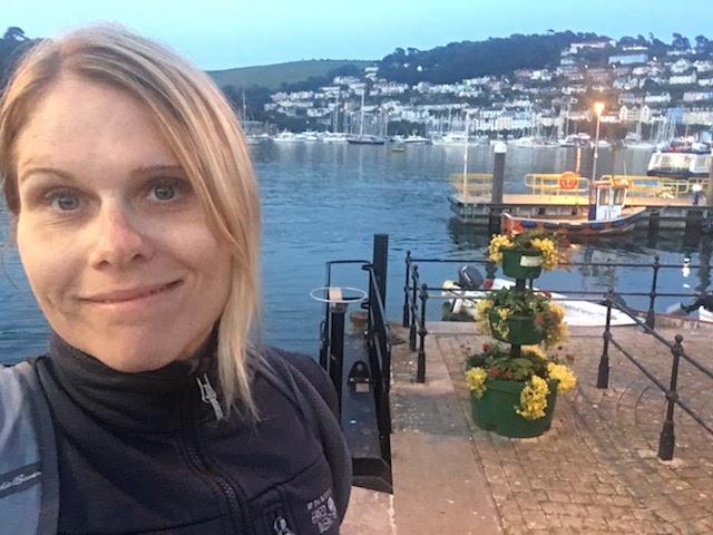 Me in Dartmouth, Devon, United Kingdom