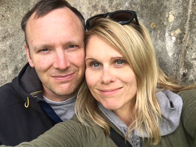 Hands down, Dave is a my Best Friend. Here we are at Dyrham Park National Trust Site, Gloucestershire, England