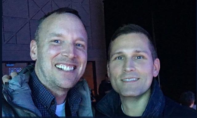 Dave & Ryan Raddon, SLC, Utah