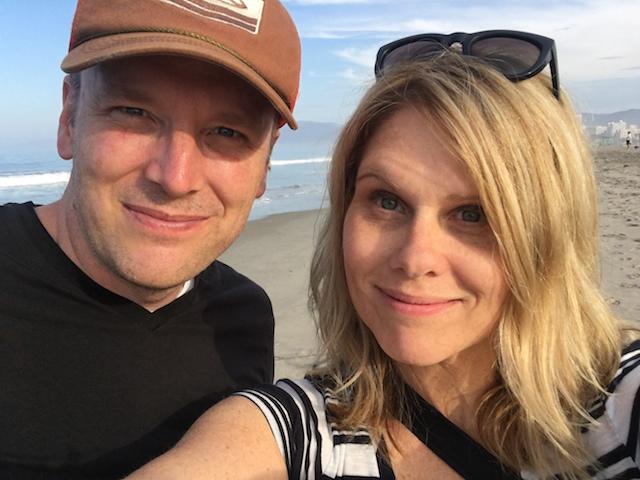 Me & Big Daddy, Venice Beach, California